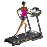 Merax 818 2.25HP 3 Manual Incline Folding Electric Treadmill