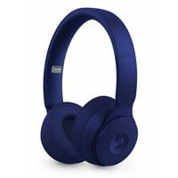 (Refurbished) Beats Solo Pro Wireless Noise Cancelling On-Ear Headphones - Dark Blue