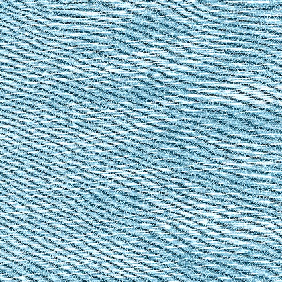 SHASON TEXTILE (3 Yards cut) IRIDESCENT ORGANZA SOLID, BLUE.