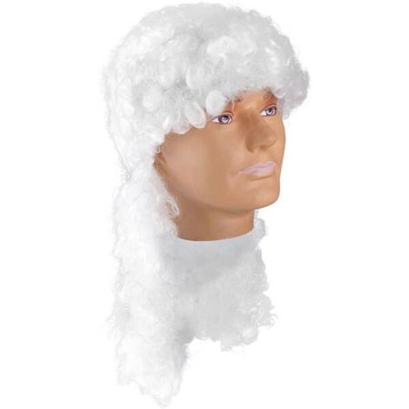 Adult Classic Judges Wig - Judge Wig