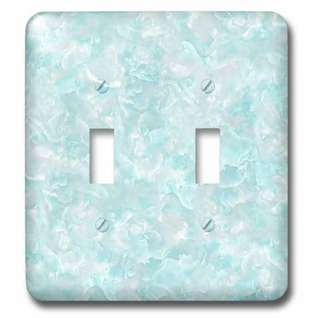 3dRose Trendy Luxury Blue Teal Quartz Malachite Gemstone Agate Geode D