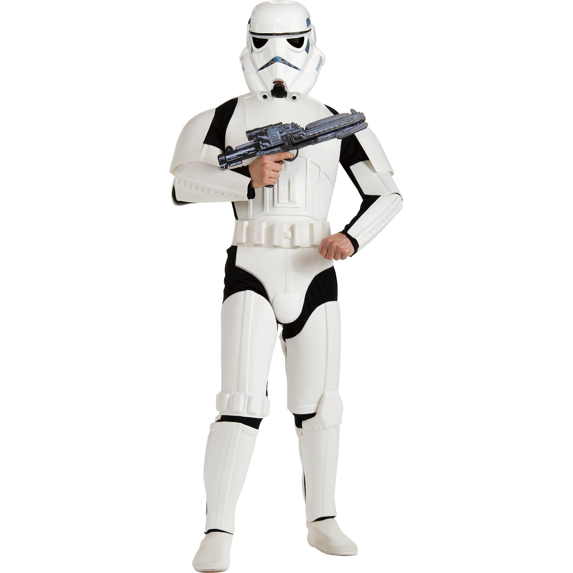 Stormtrooper Deluxe Adult Halloween Costume - One Size