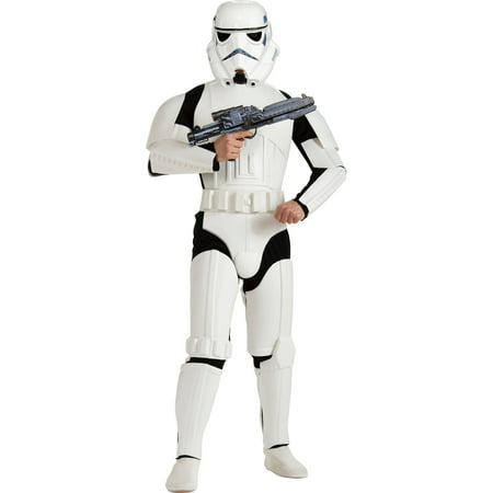 Stormtrooper Deluxe Adult Halloween Costume - One Size