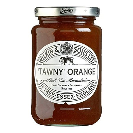 Marmalade 12 Ounce Jar (Tiptree Tawny Orange Marmalade, 12 Ounce Jars (Pack of 6) )