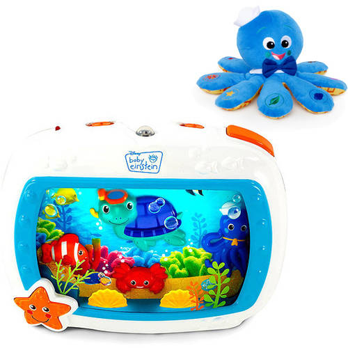 Baby Einstein - Sea Dreams Soother with BONUS Octoplush Toy