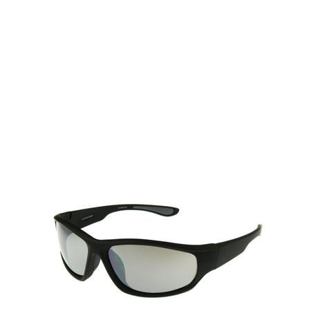 1c592eae28 Foster Grant - Drivers Mens Wrap 1 Sunglasses - Walmart.com