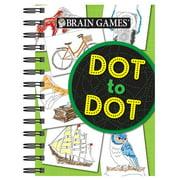 Mini Brain Games Dot to Dot 2