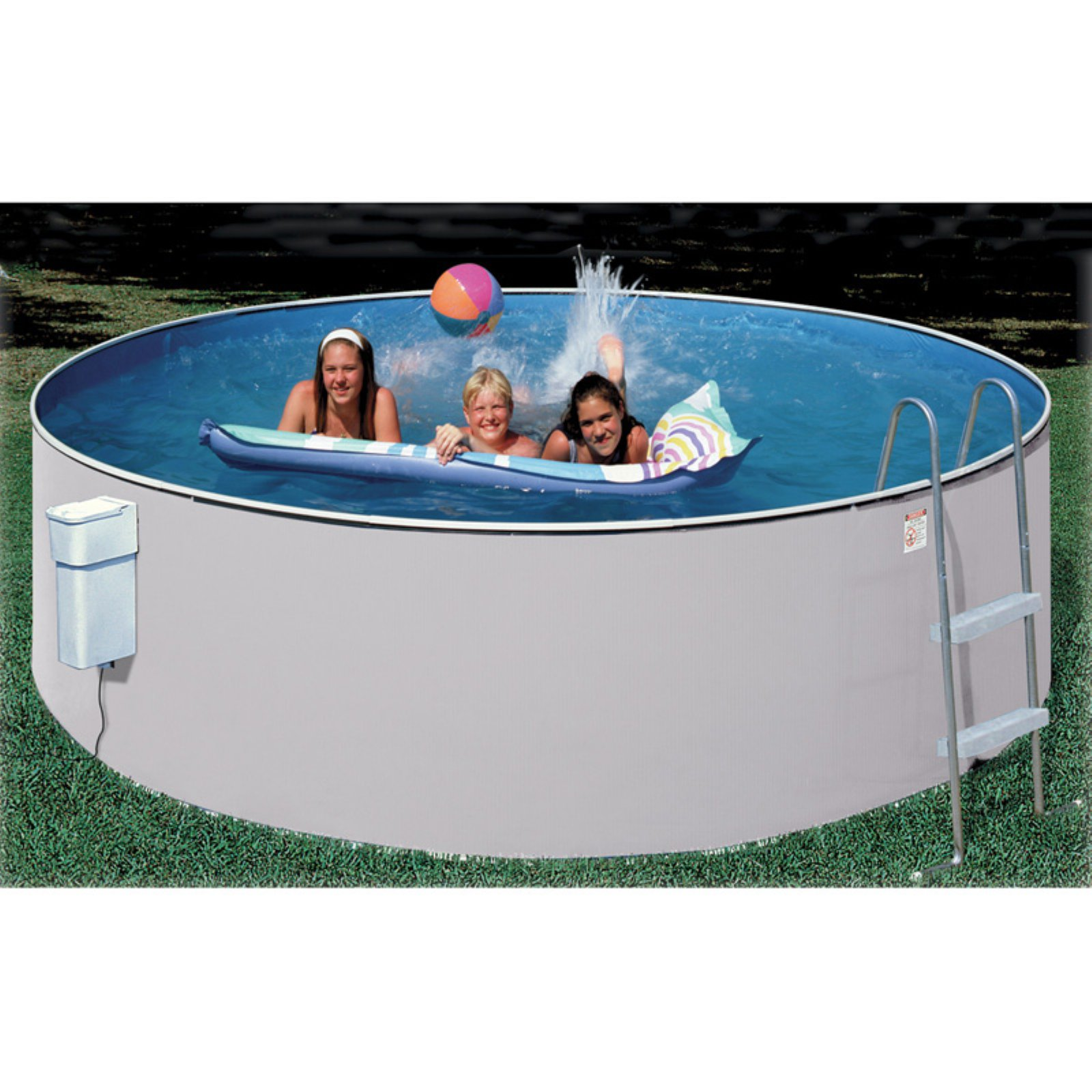 "Heritage Round 12' x 36"" Above Ground Swimming Pool by Above Ground Pools"