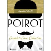 Agatha Christie's Poirot: Complete Cases Collection by