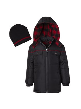 iXtreme Puffer Jacket - Free Gift with Purchase (Little Boys & Big Boys)