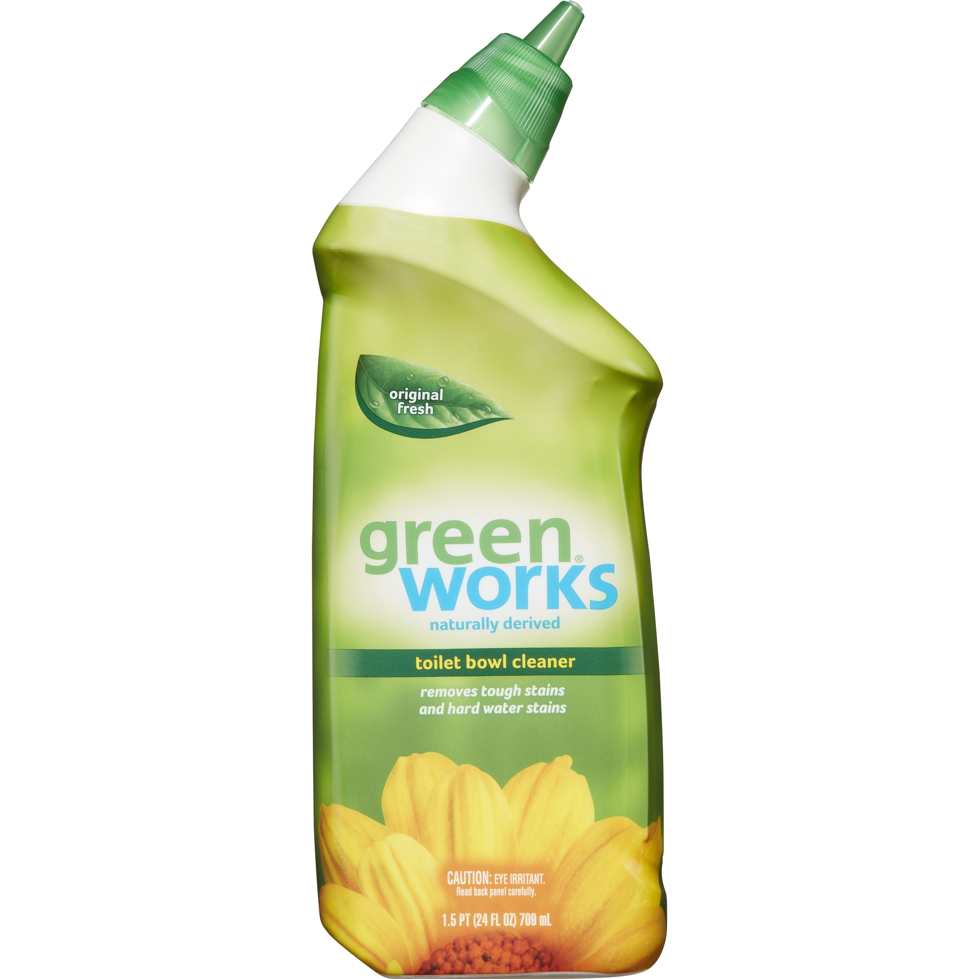 Green Works Toilet Bowl Cleaner, 24 oz