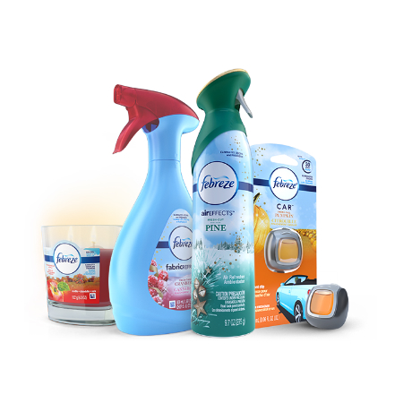 Febreze 2016 Limited Edition Holiday Collection