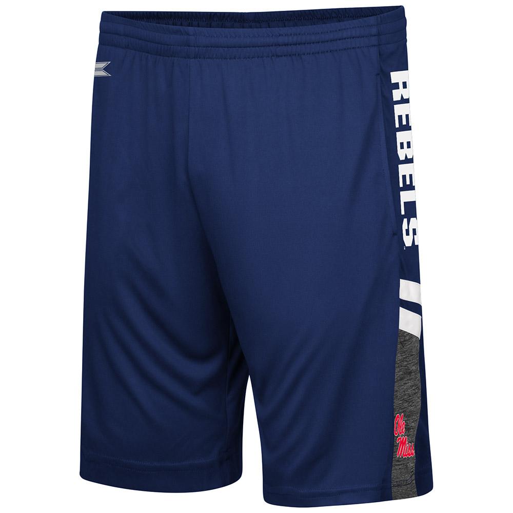 "Mississippi Ole Miss Rebels NCAA ""Perfect Season"" Men's Training Shorts"