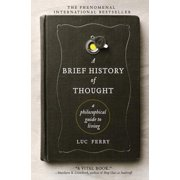 A Brief History of Thought - eBook