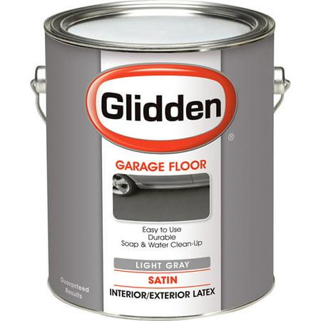 Glidden light grey garage paint 1g for Occasions garage ligot arnage