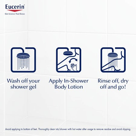 Eucerin® In-Shower Moisturizer Body Lotion 13.5 fl. oz.