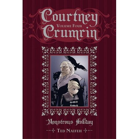 Courtney Crumrin 4