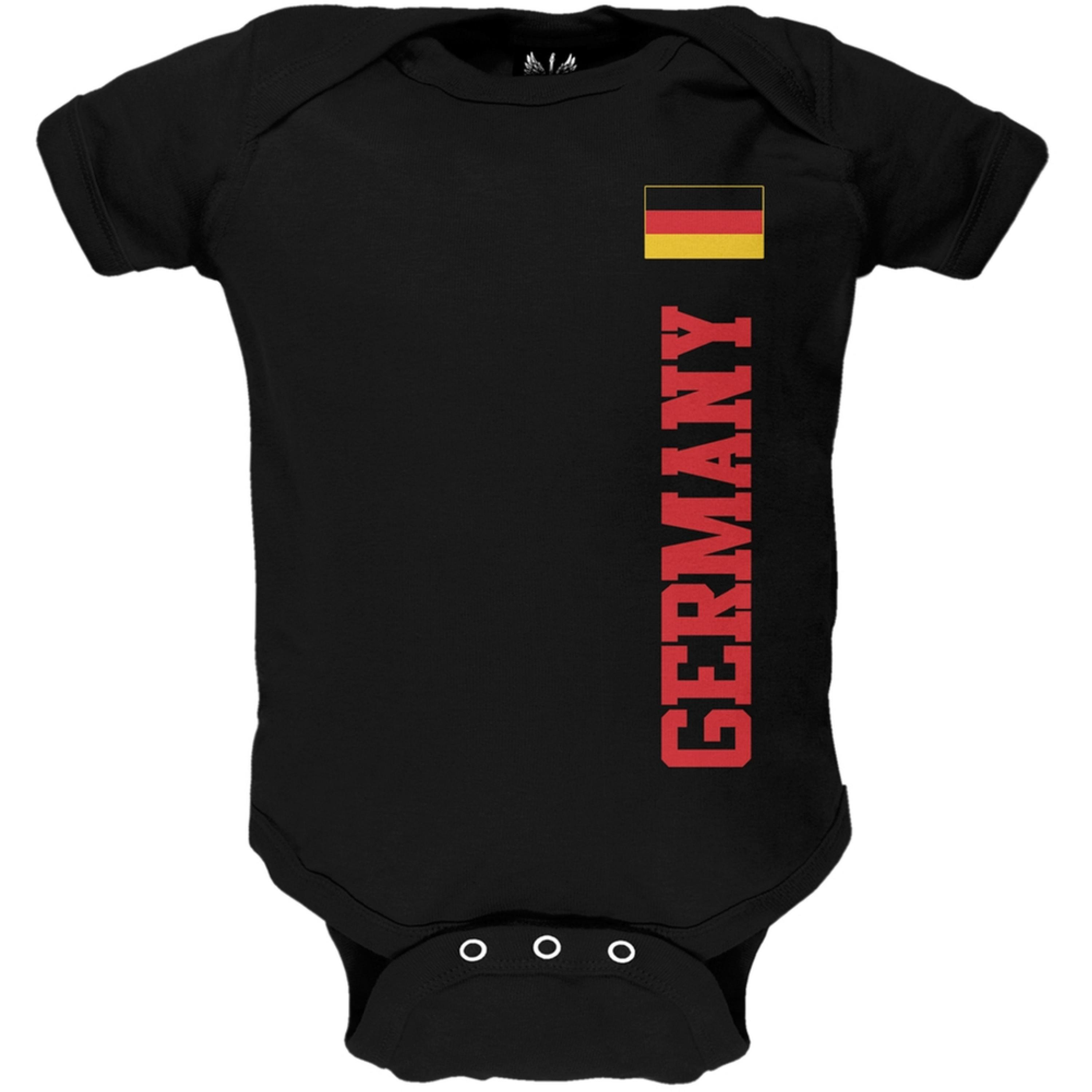 World Cup Germany Baby One Piece