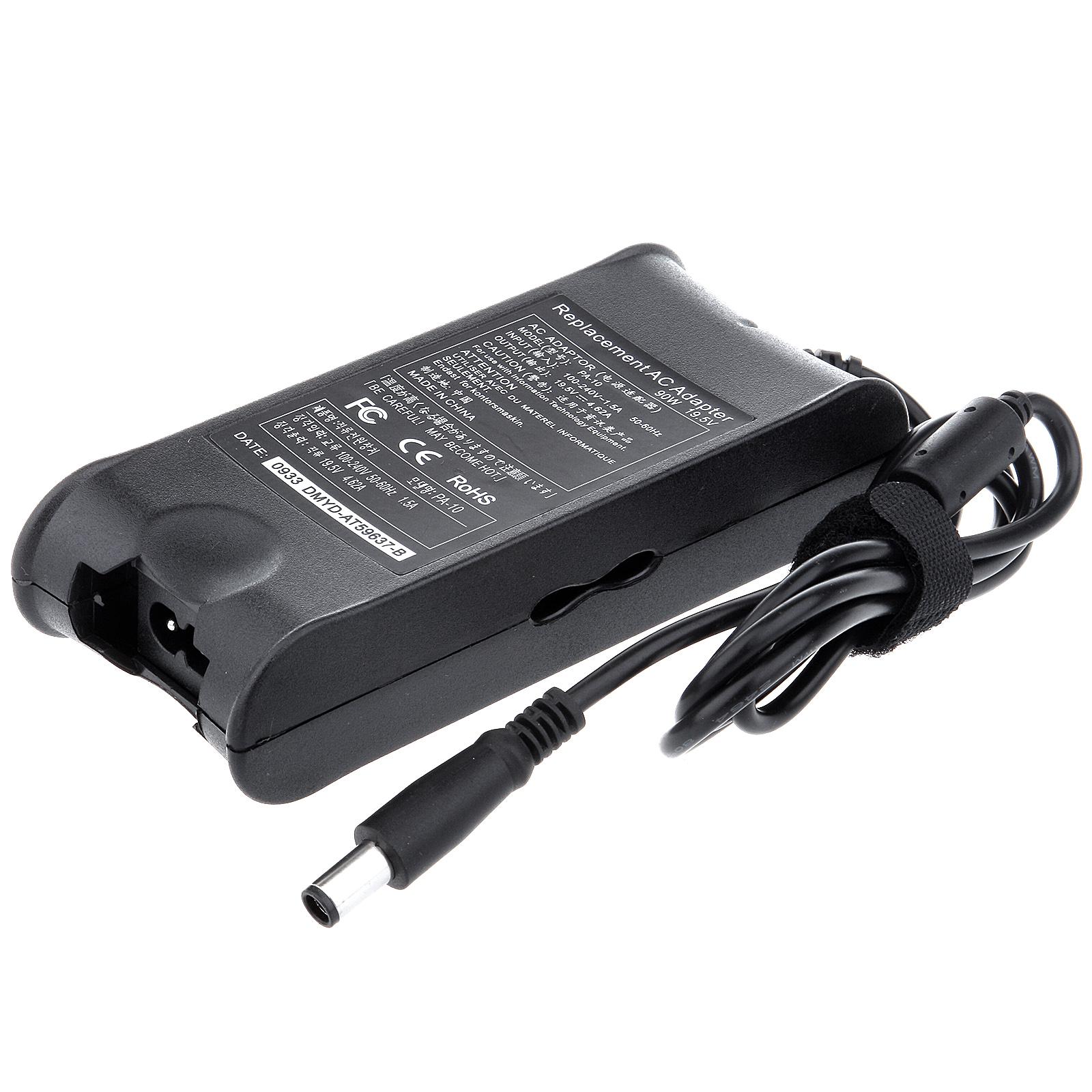 90W AC Power Adapter for Dell Latitude E5510 E6400 E6410 E6410 E6510 Supply Cord