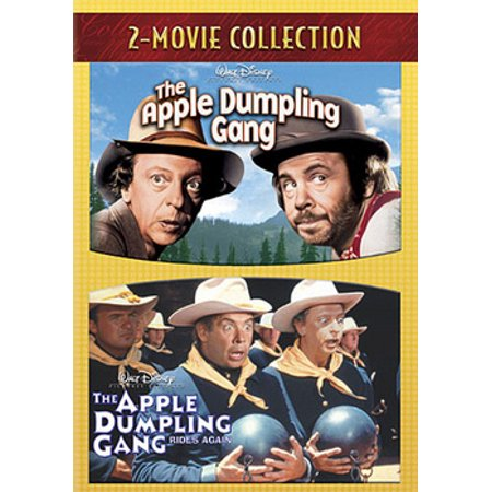 Apple Dumpling Gang / Apple Dumpling Gang Rides Again