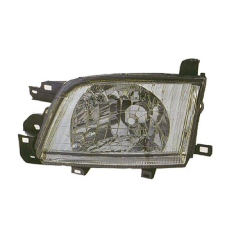 Go Parts 2001 2002 Subaru Forester Front Headlight Headlamp Embly Housing