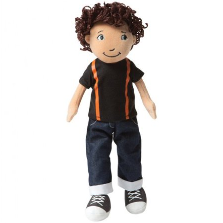 Groovy Girls Candy - Groovy Girls Fashion Boy Doll - Logan