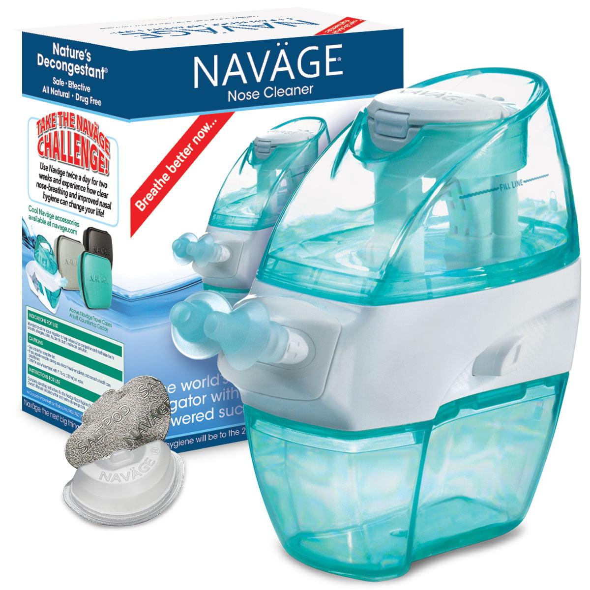 Navage Nasal Irrigation Value Bundle Navage Nose Cleaner 120