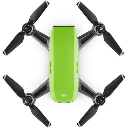 DJI Spark Drone in Meadow Green