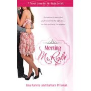 Meeting Mr. Right: Novel # 2 - eBook