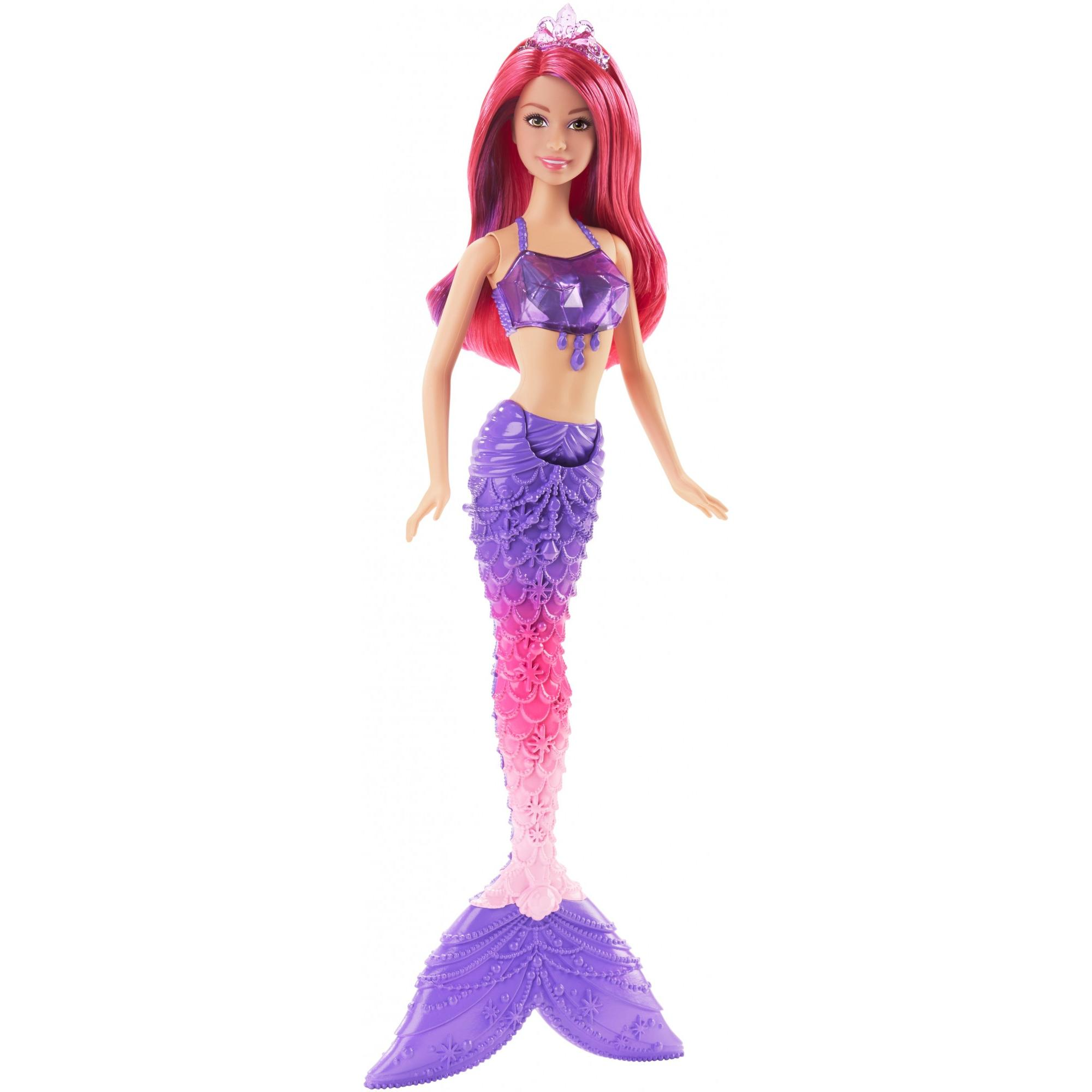 Barbie Fairytale Mermaid -gem by Mattel