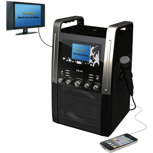 tyme karaoke machine price