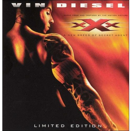 XXX Soundtrack (Limited Edition) (2CD)