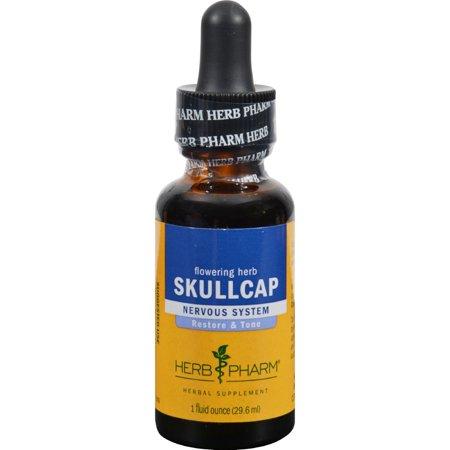 Herb Pharm Skullcap Liquid Herbal Extract - 1Ounce