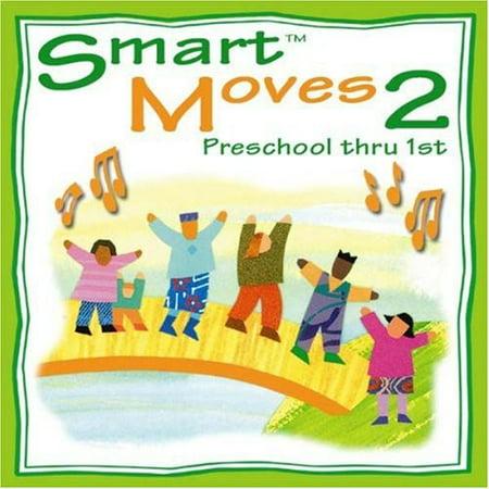 Preschool Cd - Smart Moves 2: Preschool Thru 1st (CD)