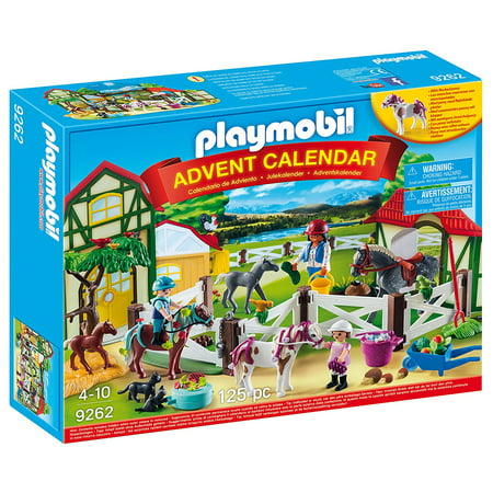 PLAYMOBIL Advent Calendar - Horse Farm - Advent Calendar Kids