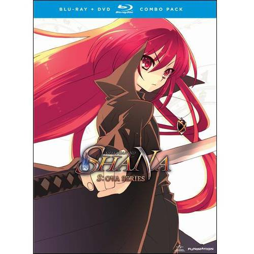 Shakugan No Shana: OVA (Blu-ray + DVD) (Japanese)