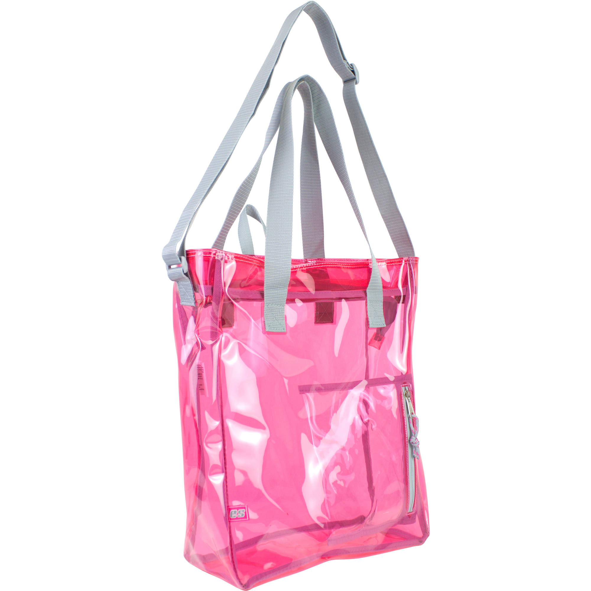 Eastsport Tinted Clear Tote Bag