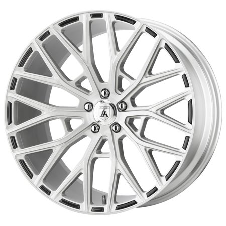 "Asanti ABL-21 Leo 20x9 5x120 +35mm Brushed Wheel Rim 20"" Inch"