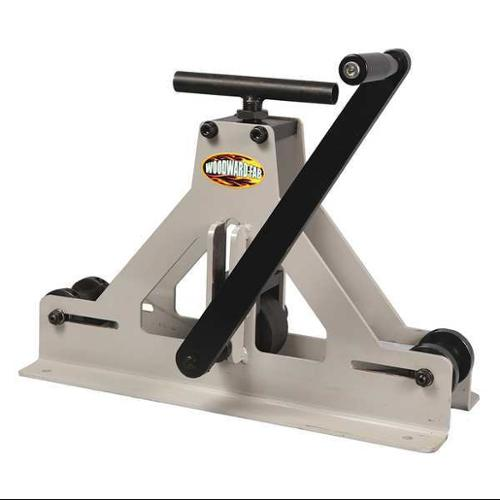 Heck Industries Tubing Rolling Machine, Manual, WFTR4