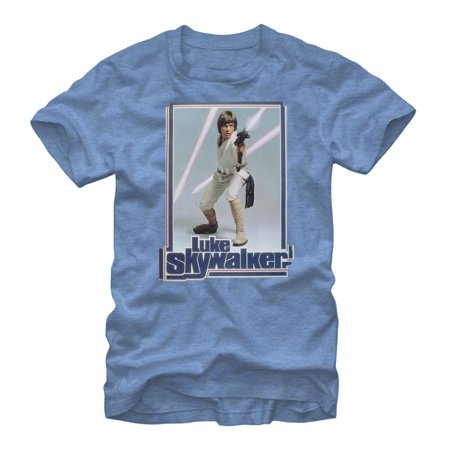 Star Wars Men's Classic Luke Skywalker T-Shirt