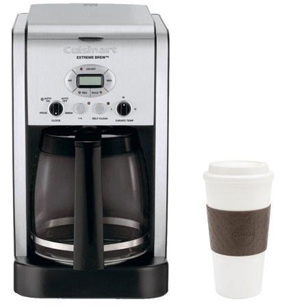 Cuisinart Coffee Maker Dcc 2650 : Cuisinart DCC-2650 - Brew Central 12-Cup Programmable Coffeemaker w/ Copco Eco-First Acadia 16oz ...