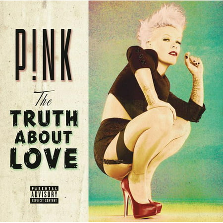 The Truth About Love (CD) (explicit)