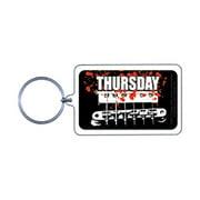 Thursday Plastic Key Chain Multi