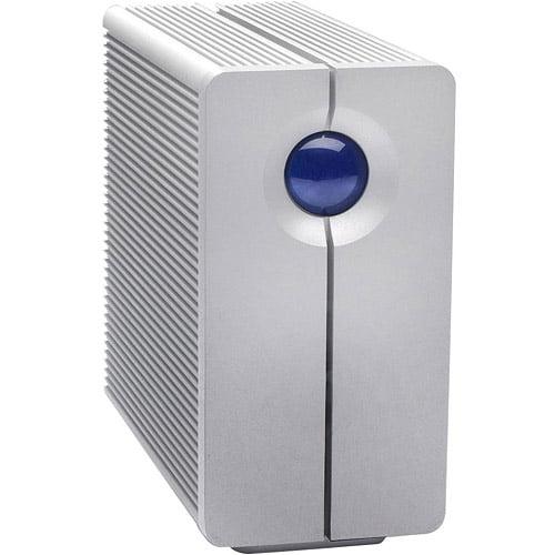 LACIE LAC9000317 8TB 2BIG QUADRA USB 3.0 7200