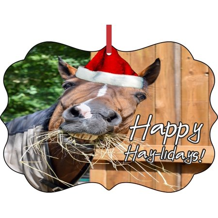 Horse Ornament Christmas -