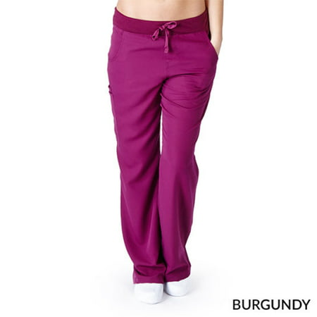 Extra Extra Small Scrubs (ULTRASOFT WOMENS YOGA SCRUB PANTS JUNIOR FIT- RUNS)