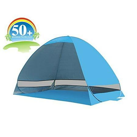 Pop Up Uv Beach Tent Portablefun Instant Tent Sun Shelter