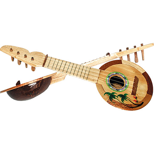 Coconut Ukulele by