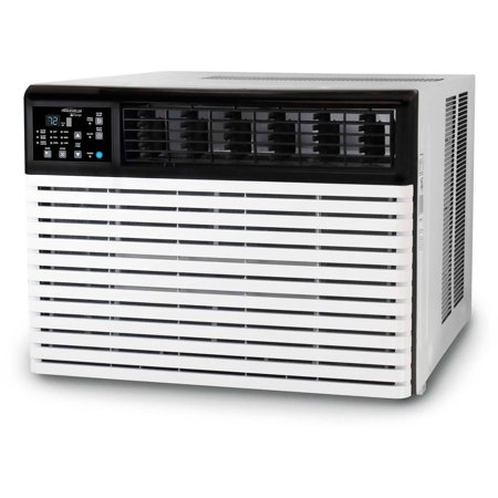 - SoleusAir Energy Star 18,300 BTU 230V Window-Mounted Air Conditioner with LCD Remote Control