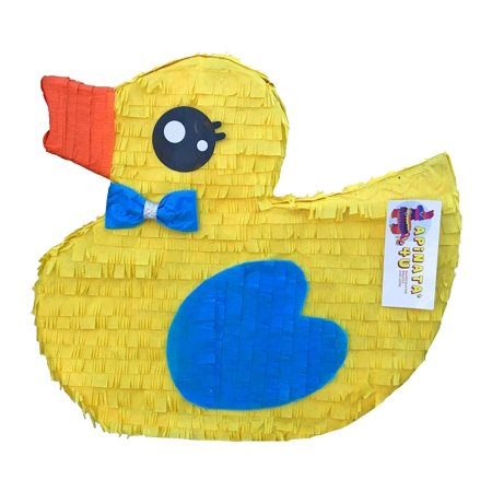 APINATA4U It's a Boy Rubber Duck Pinata for Baby Shower](Baby Carriage Pinata)